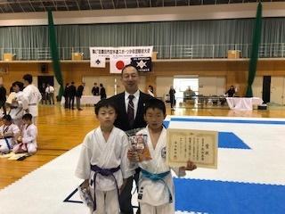 第27回スポーツ少年団空手道競技大会