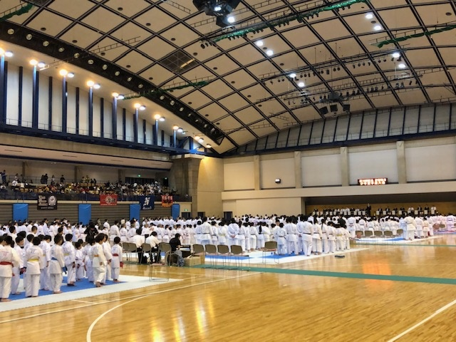 第19回伊都少年空手大会に参加致しました。