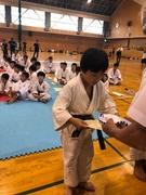 第43回豊田市民総合体育大会空手道競技大会のに参加致しました。